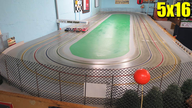 The Show Me Speedway Home Racing World The Slot Car Garage