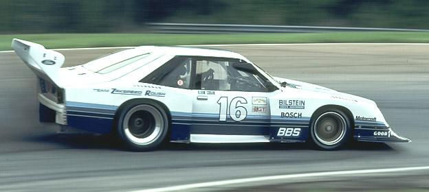 Imsa Mustang Gtp Prototype Reference Home Racing World